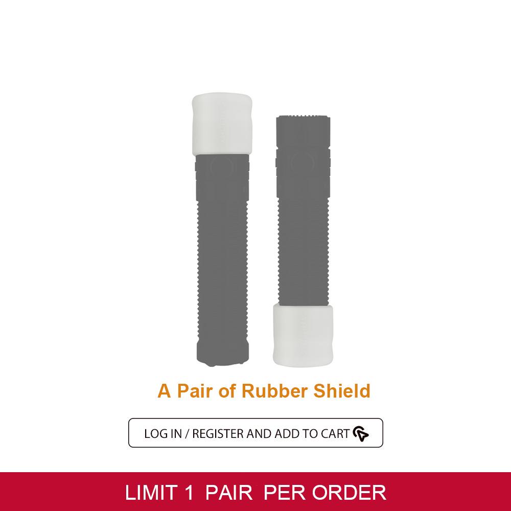 Warrior Mini Rubber Shield