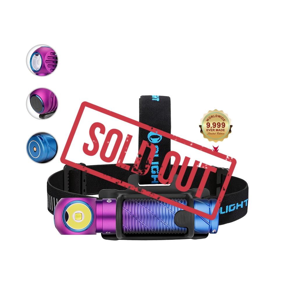 Perun 2 Purple Gradient Limited Edition