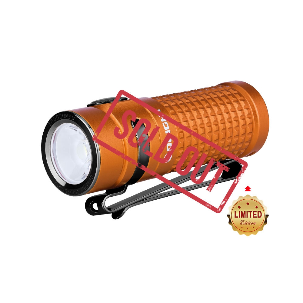 S1R Baton II EDC Light - Orange