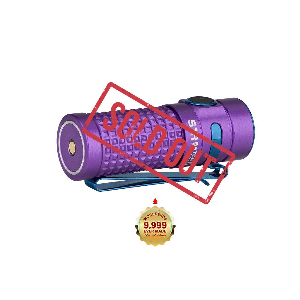 S1R Baton II EDC Light - Purple