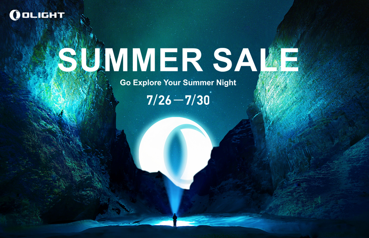 Olight Summer Sales? Here's what to expect!