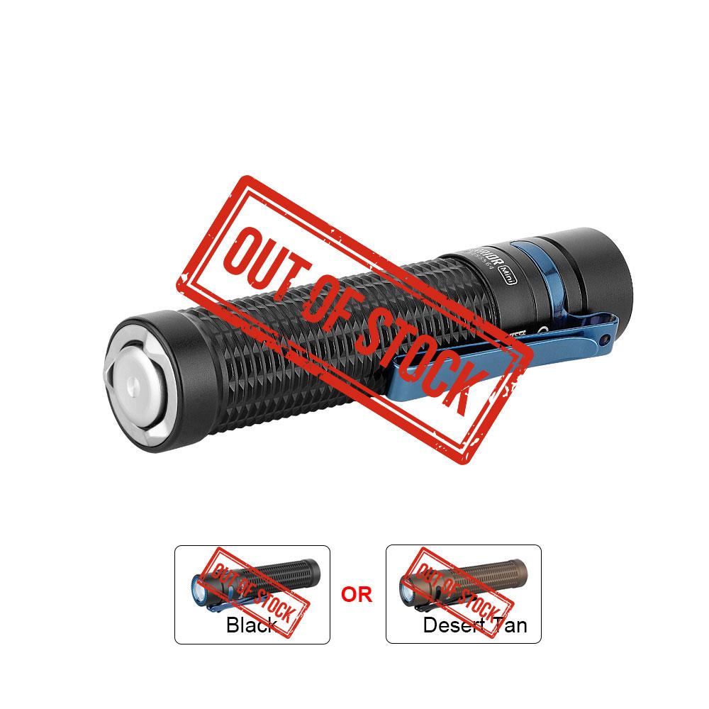 Warrior Mini Pocket Tactical Flashlight