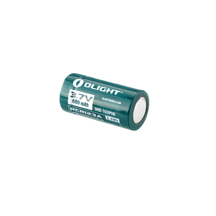 RCR123A Lithium-ion Battery