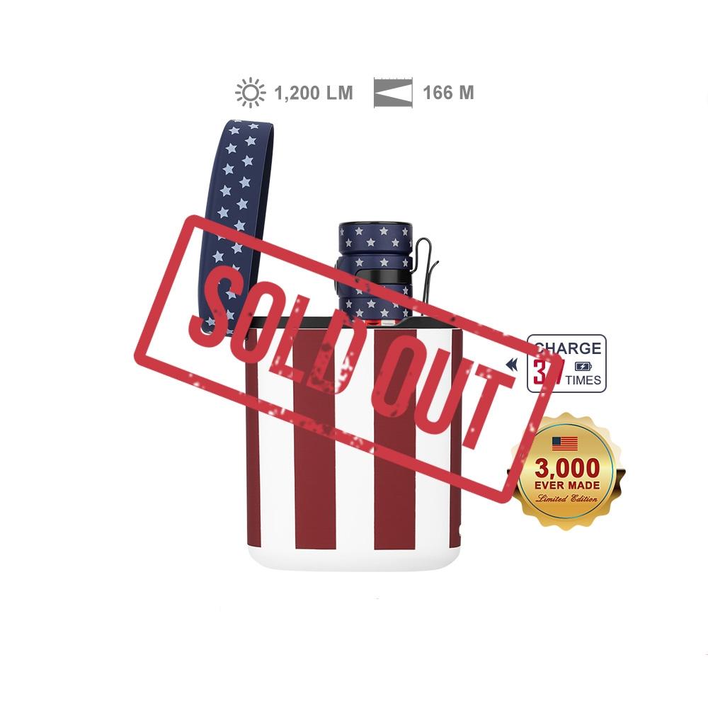 Baton 3 Premium Edition (Patriotic Edition)