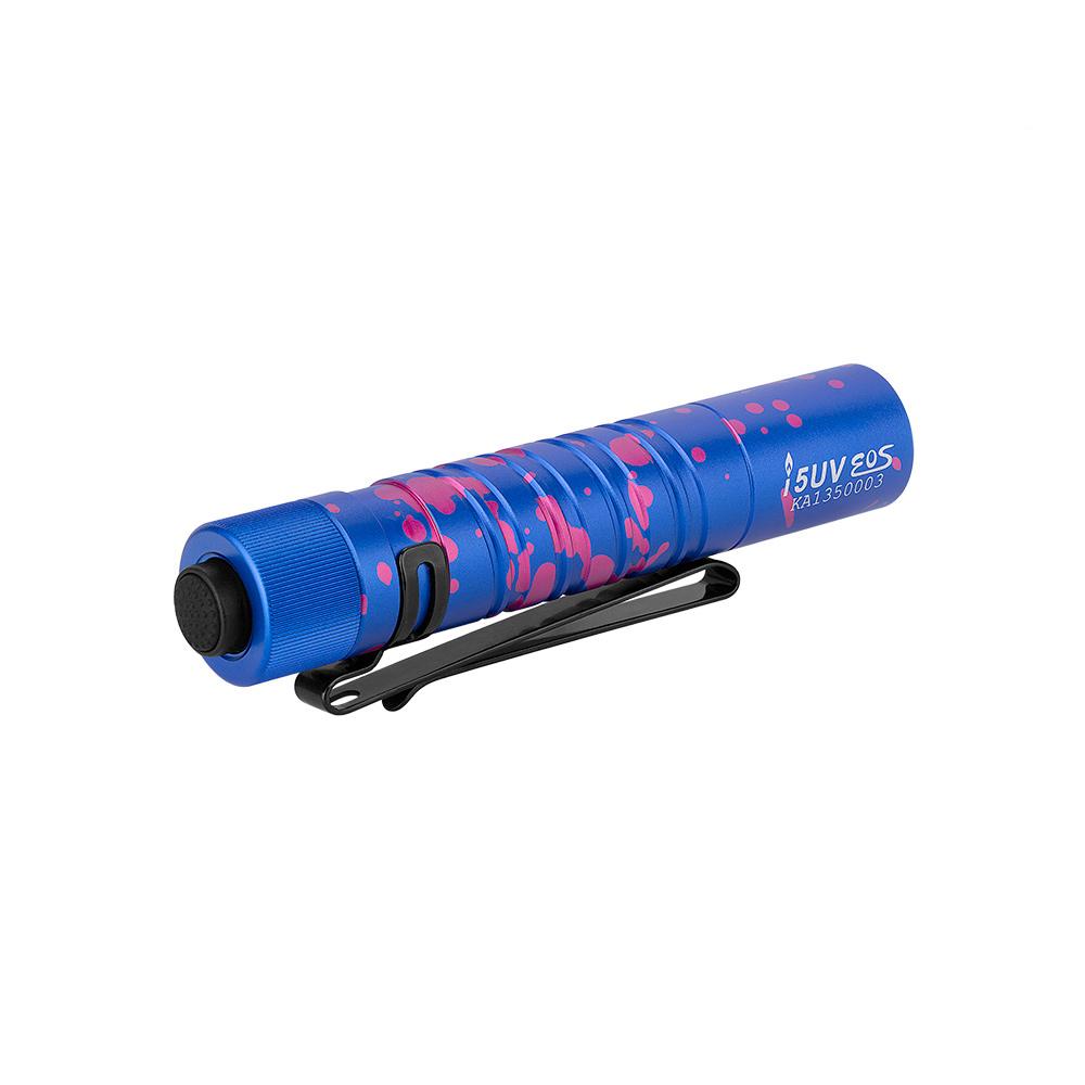 i5UV EOS UV Flashlight