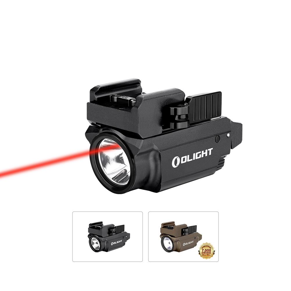 Baldr RL Mini Tactical Light & Red Laser