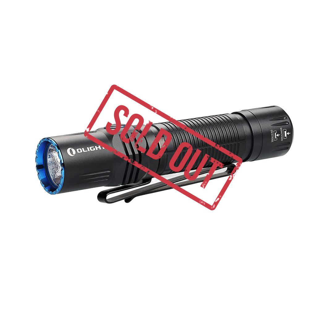 M2R Warrior Gear Flashlight