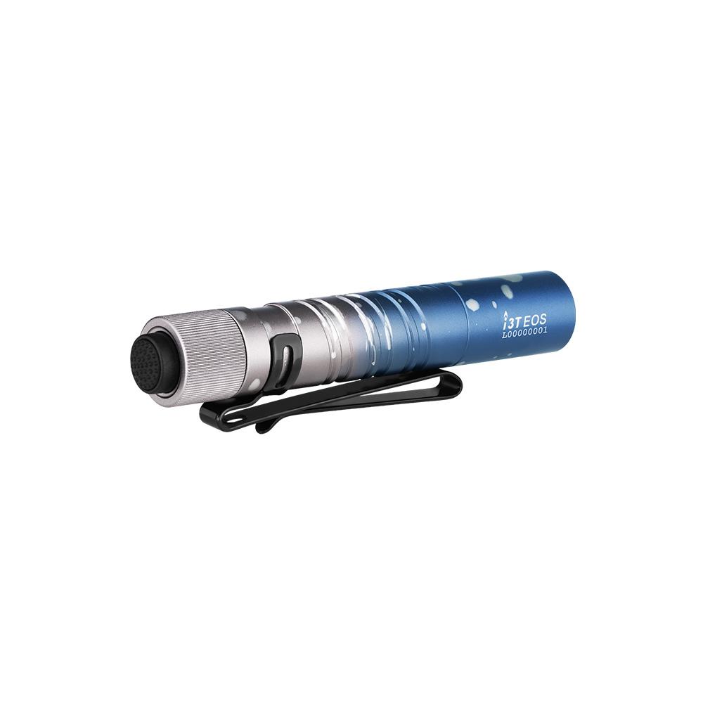 i3T AAA Battery Flashlight - Mountain Sky