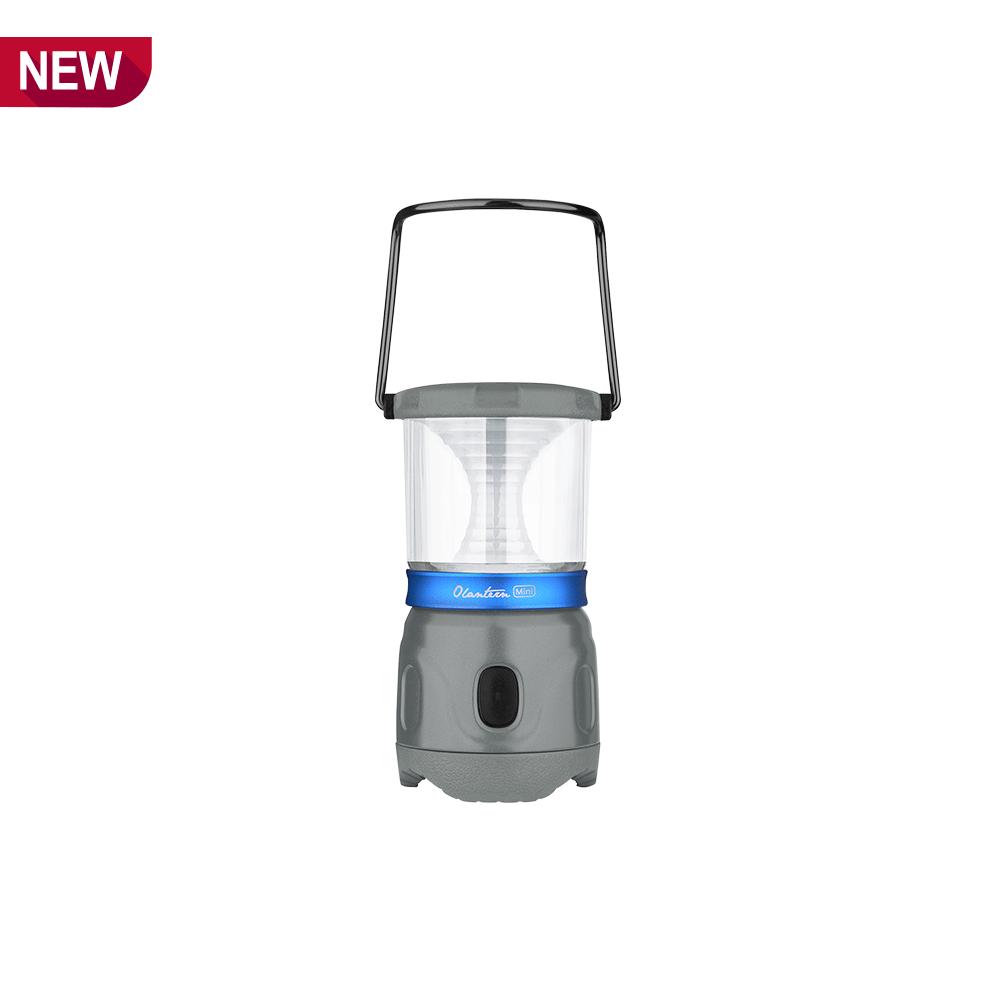 Olantern Mini Camp Lantern - Grey