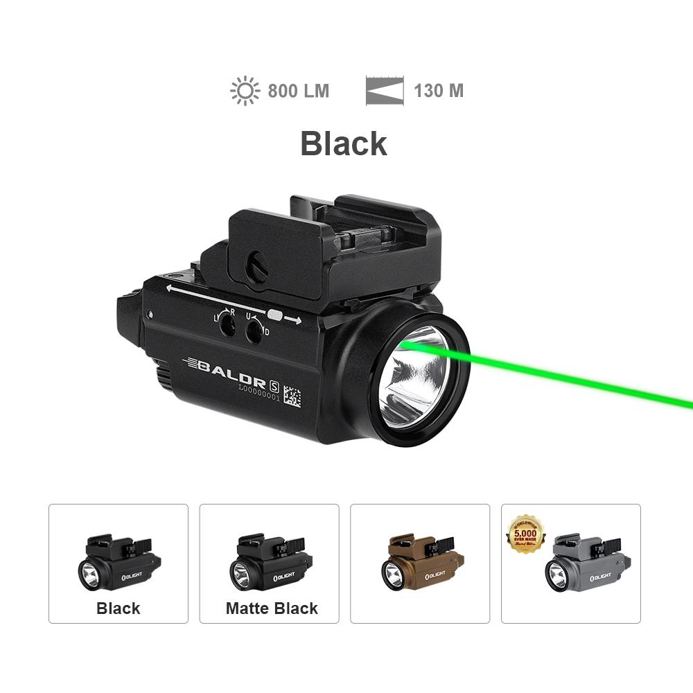 Baldr S Tactical Light 800 Lumens
