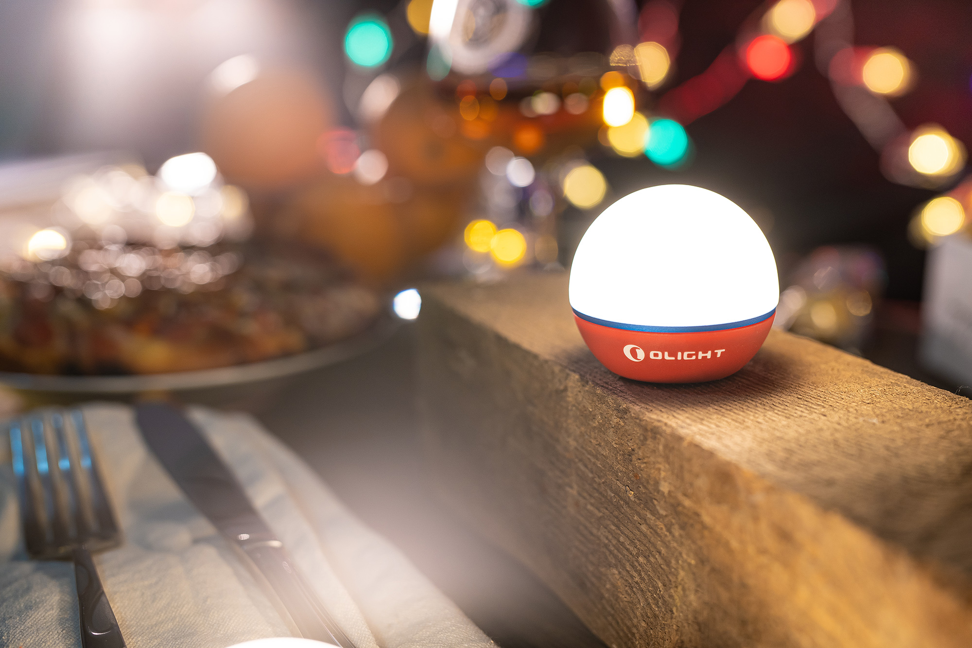 Obulb—Perfect for so many homes uses, great in power cuts or emergencies!