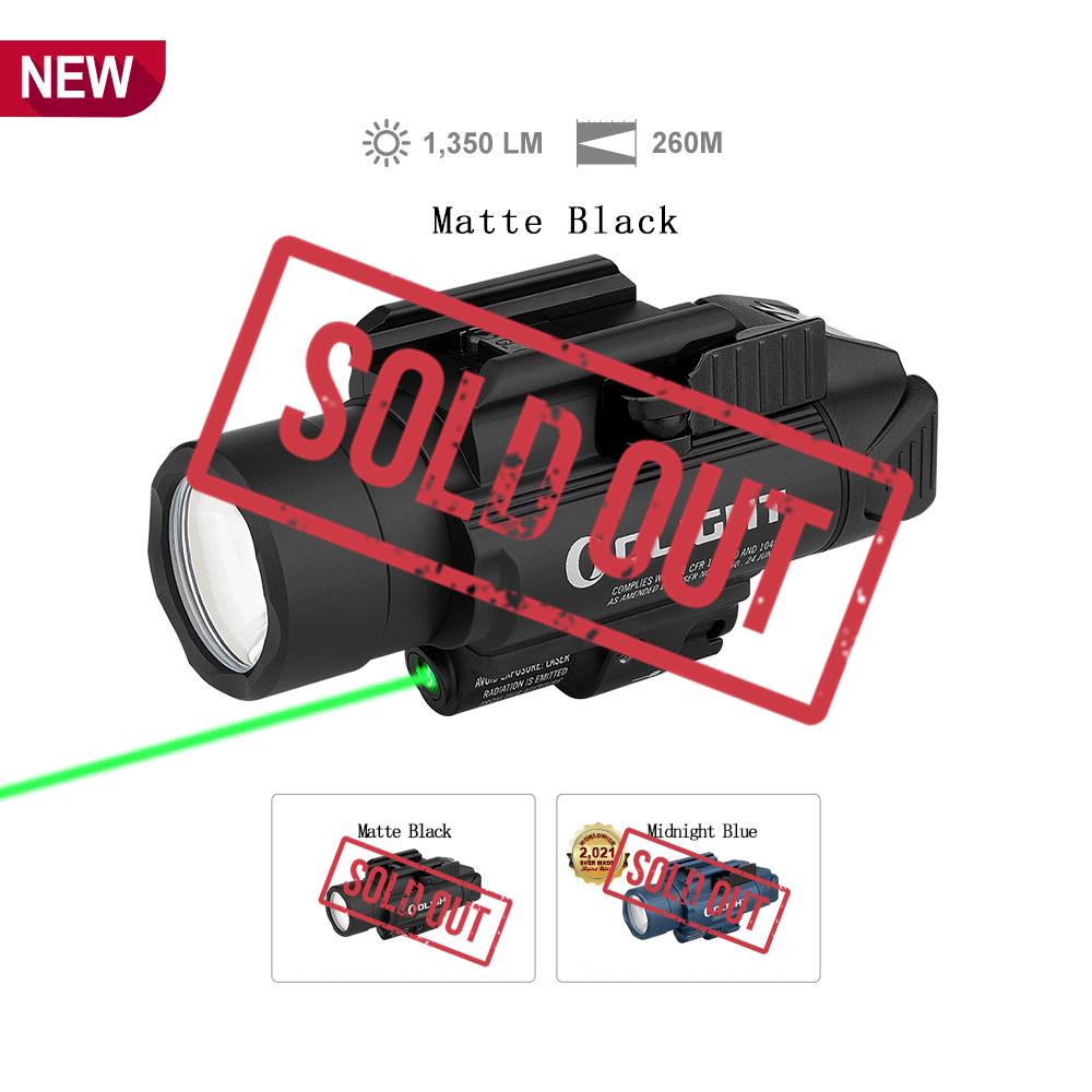 Baldr Pro Laser Tactical Light
