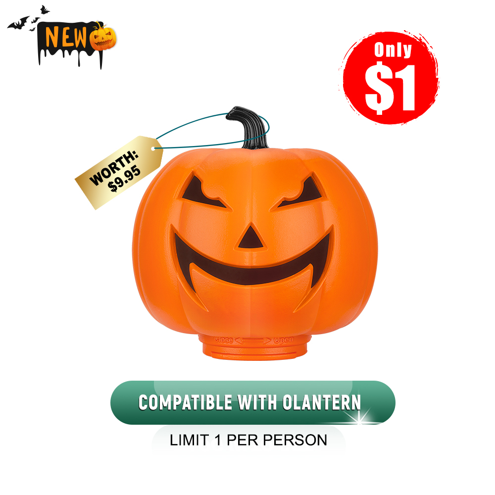 Olantern Cover - Pumpkin Color