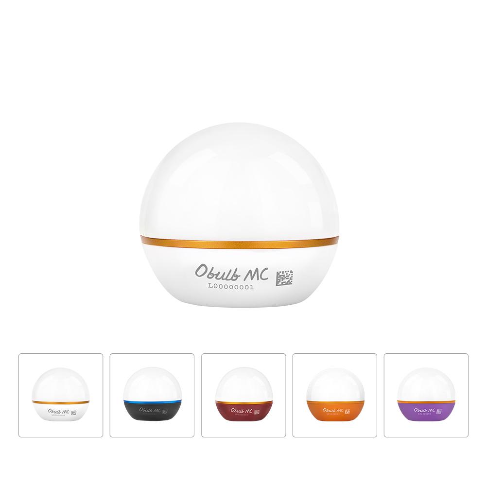 Obulb MC Multi-Color Bulb Light
