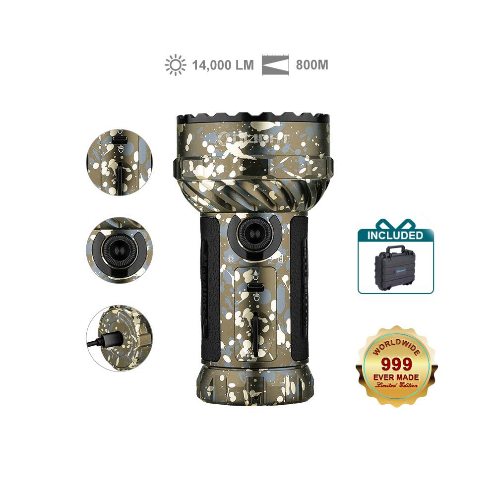 Marauder 2 Powerful Flashlight - Limited Edition