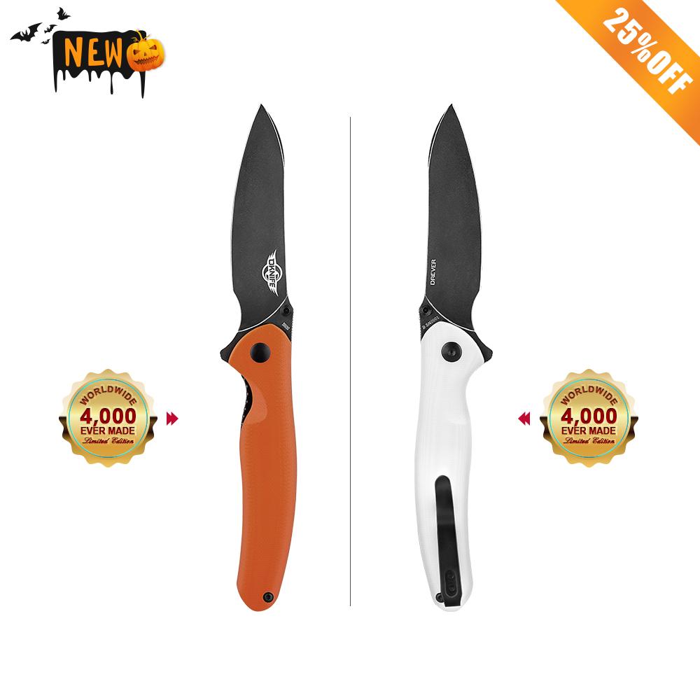Drever Folding Flipper Knife Limited Edition
