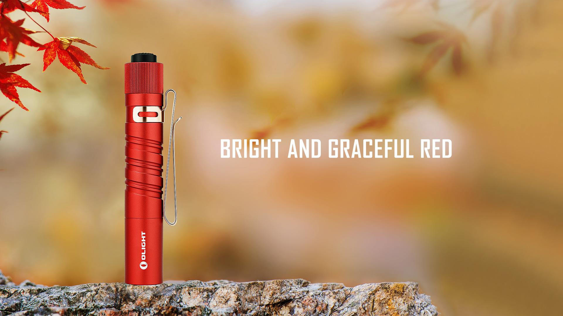 Perfect EDC flashlight i3T