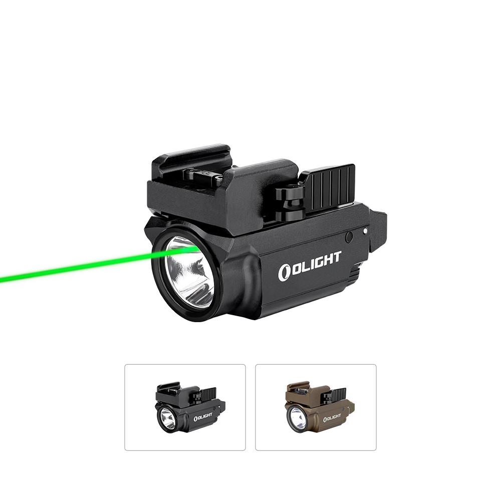 Baldr Mini Tactical Light & Green Laser