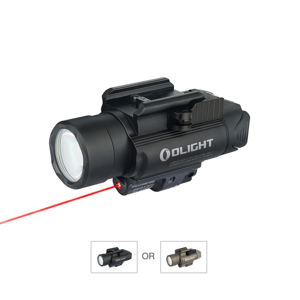 Baldr RL Tactical Light & Red Laser