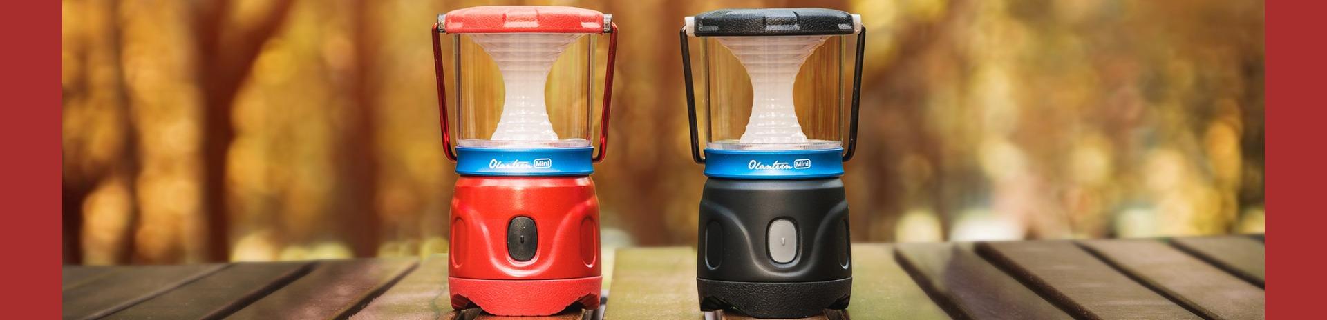 Olantern Mini——Camp Lights Is Not An Impractical Tool