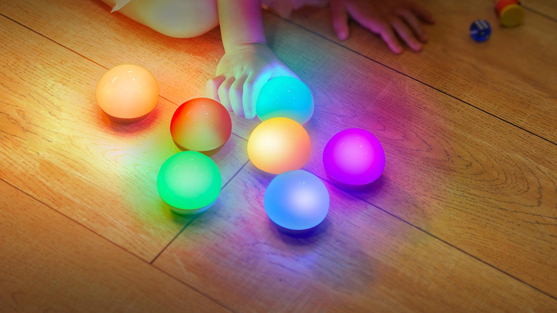 obulb, multicolor mini bulb