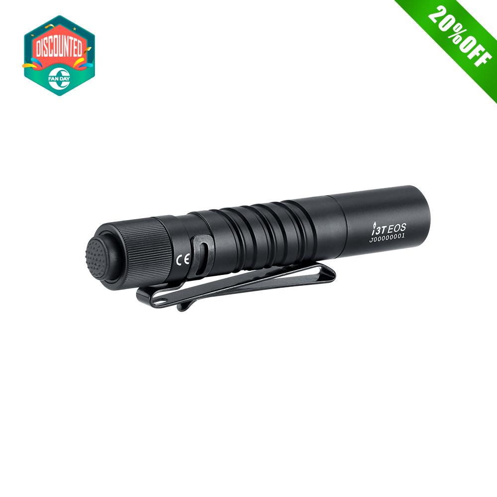 i3T EOS Small Flashlight
