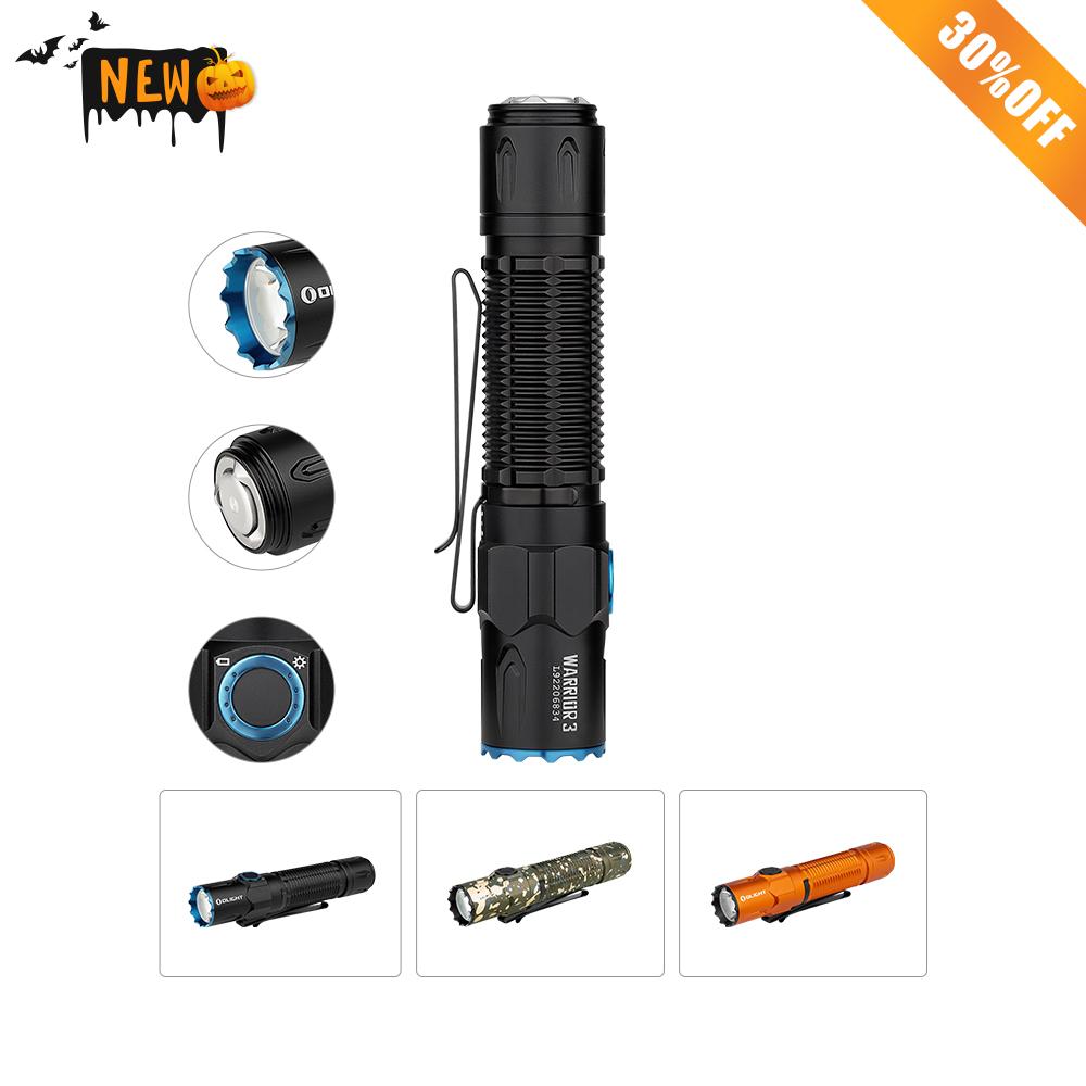 Warrior 3 Tactical Flashlight