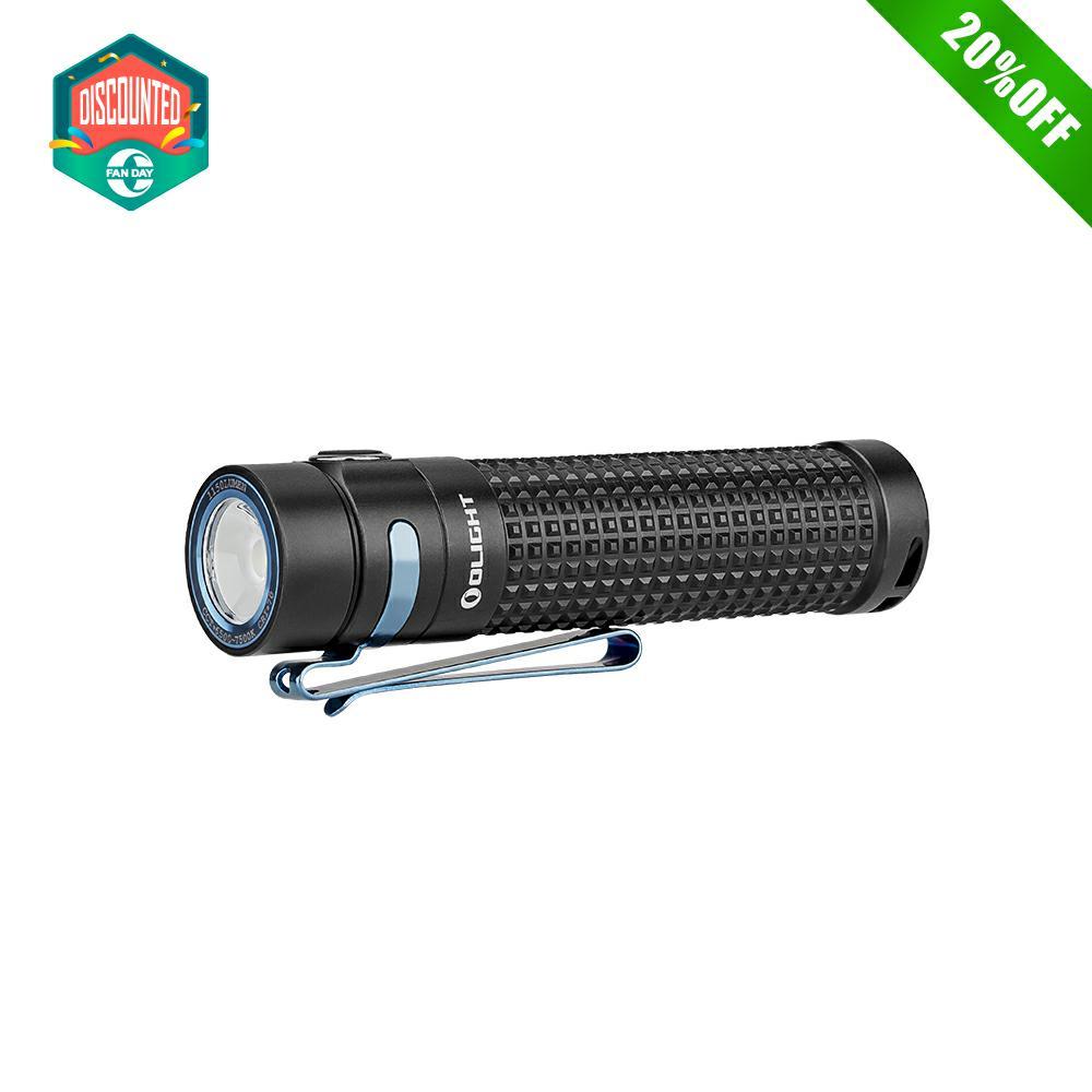 S2R Baton II Pocket Flashlight