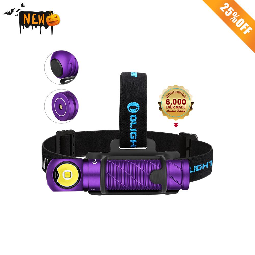 Perun 2 Headlamp - Purple