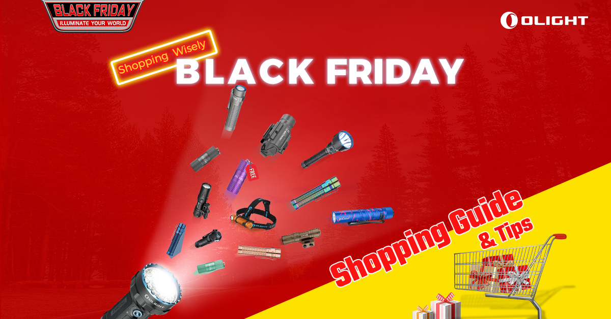 Black Friday Shopping Guide!