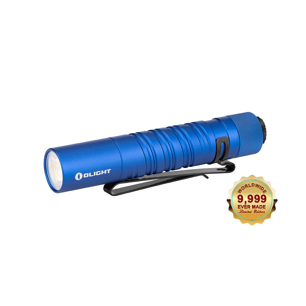 i5T EOS LED Flashlight - Blue