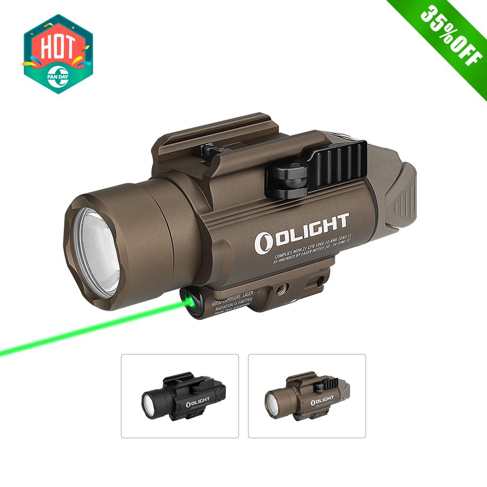 Baldr Pro Tactical Light & Green Laser