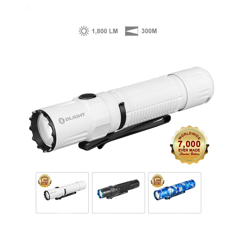 M2R Pro Warrior Gear Flashlight
