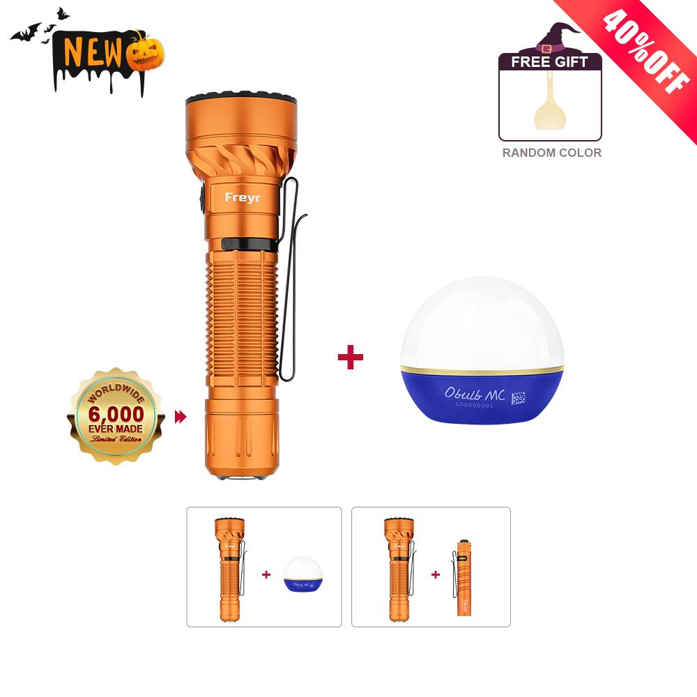 Freyr Orange Bundle
