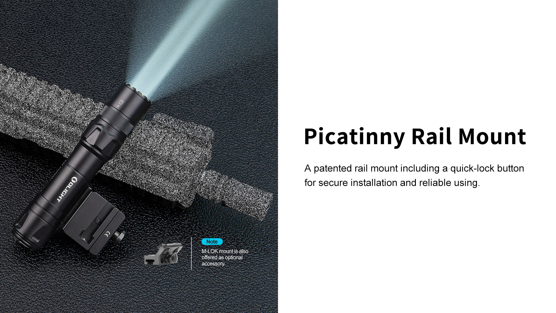 Magnetically charged pro tactical flashlight