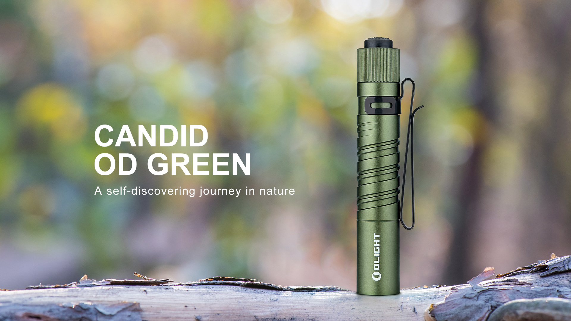 small rechargeable led flashlight i3T EOS