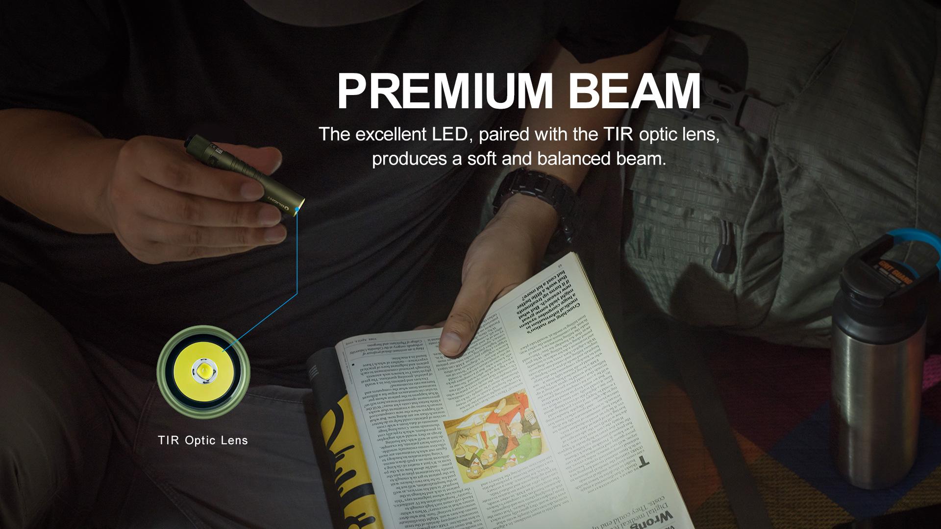 premium beam i3T EOS