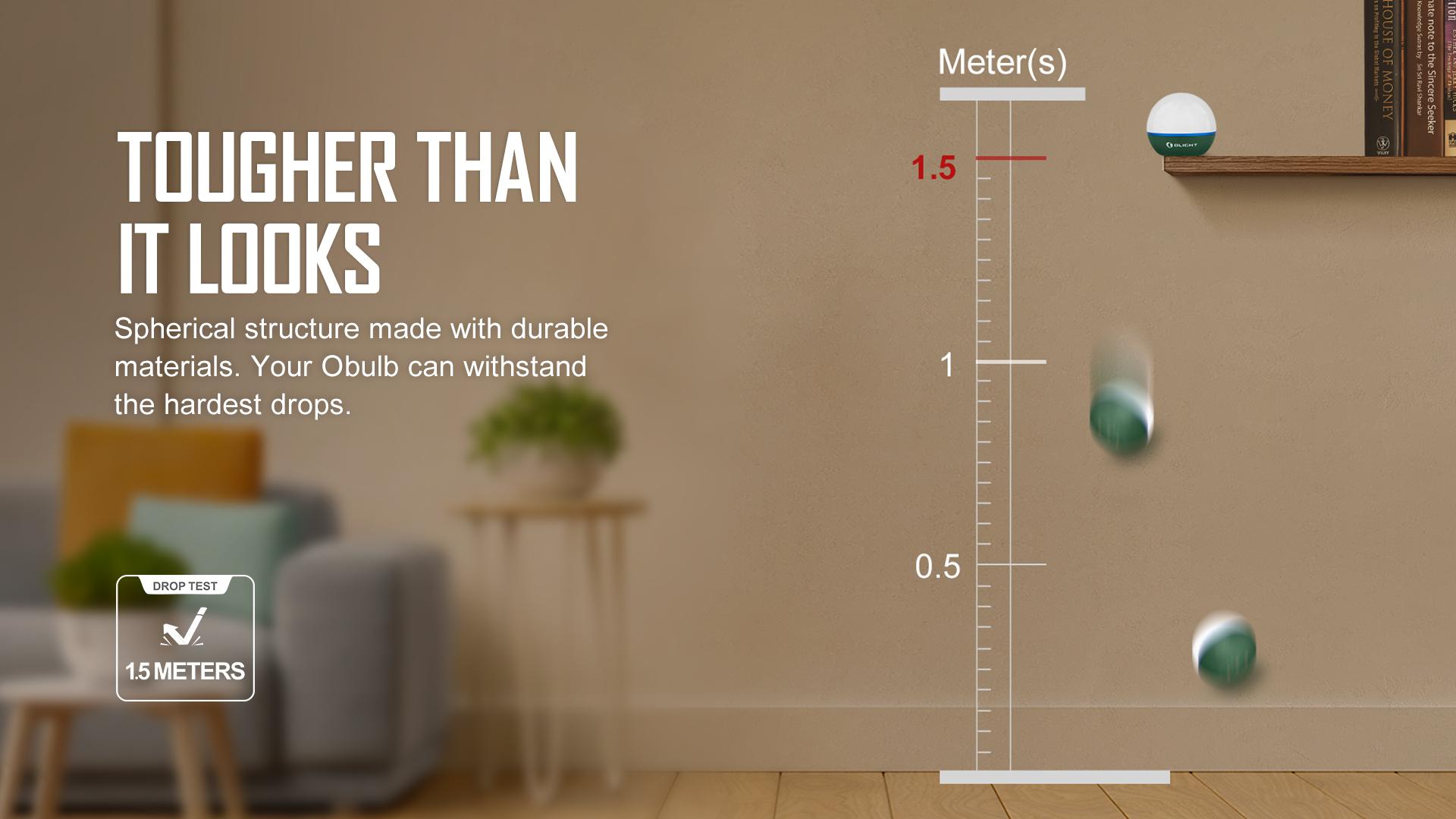 High-end outdoor bulb light
