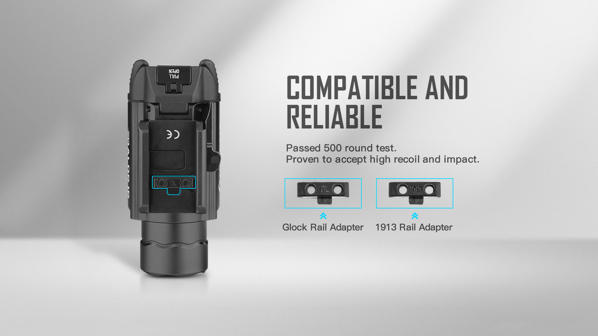 Compatible and reliable Baldr IR